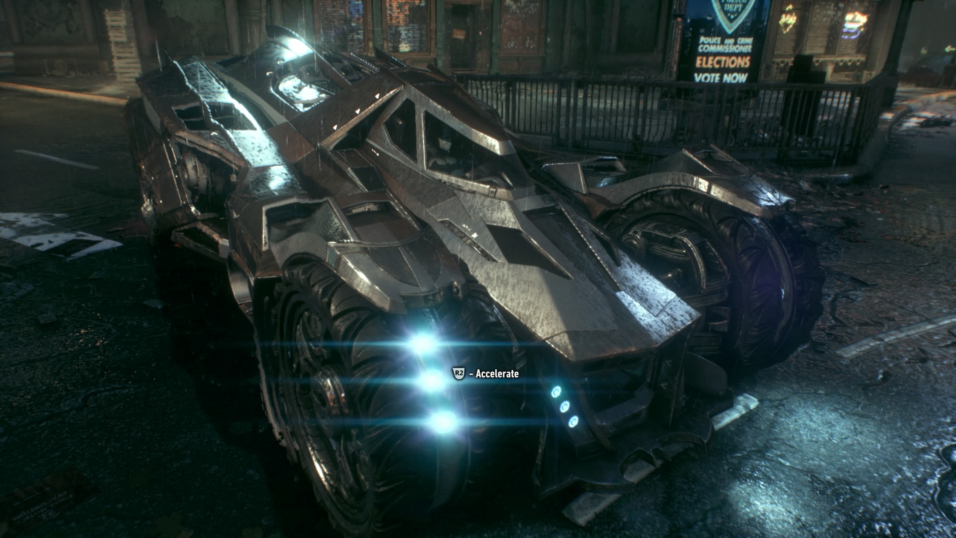 BATMANTM ARKHAM KNIGHT 20150617164641 The Batmobile
