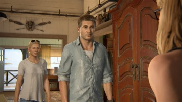 I wish I could age like Nathan Drake